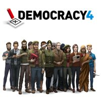 Okładka Democracy 4 (PC)