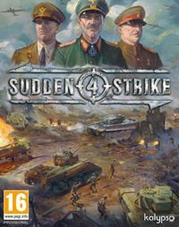 Game Box for Sudden Strike 4 (PC)