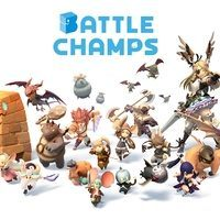 Battle Champs (AND cover