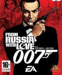 Okładka From Russia with Love (PSP)