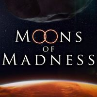 Game Box for Moons of Madness (PC)