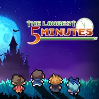 Game Box for The Longest Five Minutes (PC)