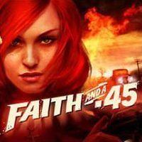 Okładka Faith and a .45 (PC)
