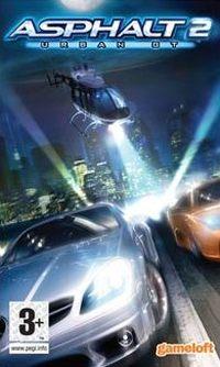 Game Box for Asphalt 2 Urban GT (PSP)