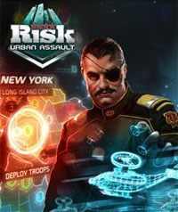 Game Box for Risk: Urban Assault (PS3)