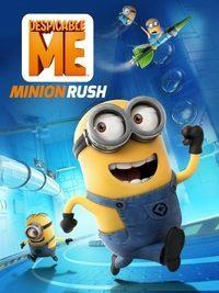 Okładka Despicable Me: Minion Rush (iOS)