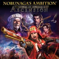 Okładka Nobunaga's Ambition: Sphere of Influence - Ascension (PS4)