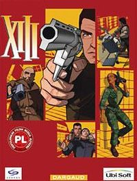 Game Box for XIII (2003) (PC)