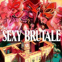 Game Box for The Sexy Brutale (PS4)