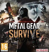Game Box for Metal Gear Survive (PC)
