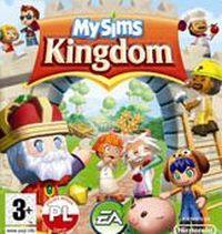Okładka MySims Kingdom (Wii)