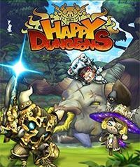 Game Box for Happy Dungeons (XONE)