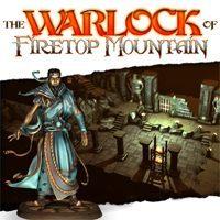 Okładka The Warlock of Firetop Mountain (Switch)