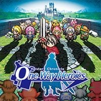 Okładka Mystery Chronicle: One Way Heroics (PSV)