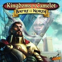 Kingdoms of Camelot: Battle For The North (AND cover