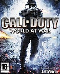 Okładka Call of Duty: World at War (PC)