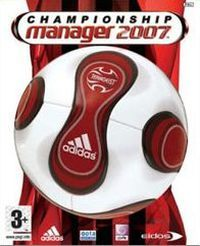 Okładka Championship Manager 2007 (PC)