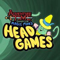 Okładka Adventure Time: Magic Man's Head Games (PS4)