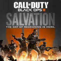 Okładka Call of Duty: Black Ops III - Salvation (PS4)