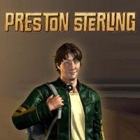 Okładka Preston Sterling (iOS)