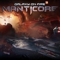 Galaxy on Fire 3: Manticore cover