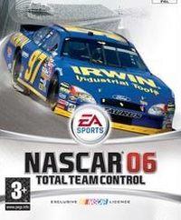 Okładka NASCAR 06: Total Team Control (PS2)