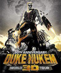 Game Box for Duke Nukem 3D: 20th Anniversary World Tour (PC)