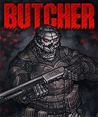 Game Box for BUTCHER (PC)