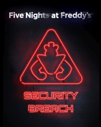 Five Nights at Freddy's: Security Breach cover
