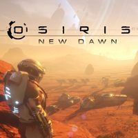 Game Box for Osiris: New Dawn (PC)