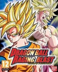 Okładka Dragon Ball: Raging Blast (X360)
