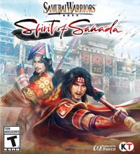 Game Box for Samurai Warriors: Spirit of Sanada (PC)