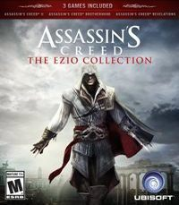 Okładka Assassin's Creed: The Ezio Collection (PS4)