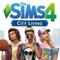 Game Box for The Sims 4: City Living (PC)