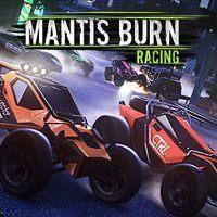 Okładka Mantis Burn Racing (PS4)
