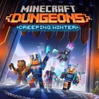 Game Box for Minecraft: Dungeons - Creeping Winter (PC)