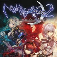 Game Box for Nights of Azure 2: Bride of the New Moon (PC)