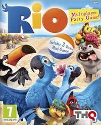 Okładka Rio (PS3)