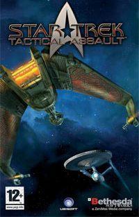 Okładka Star Trek: Tactical Assault (PSP)