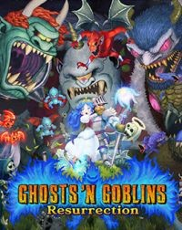 Ghosts 'n Goblins Resurrection (PC cover