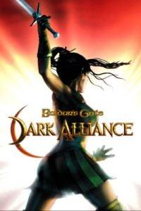 Baldur's Gate: Dark Alliance (PC cover