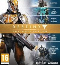 Game Box for Destiny: The Collection (PS4)