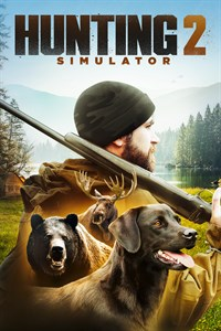 Okładka Hunting Simulator 2 (PC)