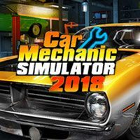 Okładka Car Mechanic Simulator 2018 (PC)