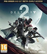 Game Box for Destiny 2 (PC)