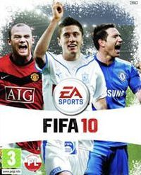 Game Box for FIFA 10 (PC)