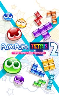 Game Box for Puyo Puyo Tetris 2 (PS5)
