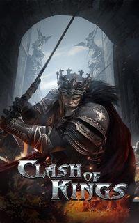 Okładka Clash of Kings (iOS)