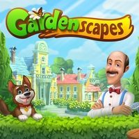 Okładka Gardenscapes: New Acres (AND)