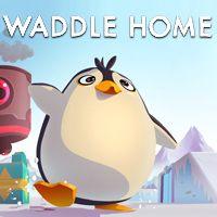 Okładka Waddle Home (PS4)
